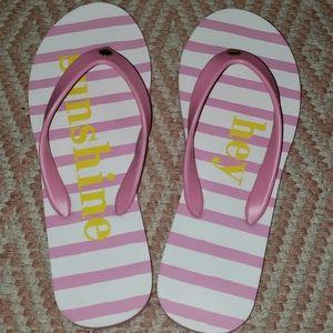 Kate spade sandals/flip flop